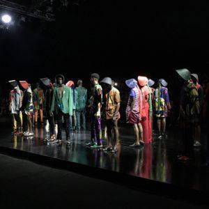 Orange Culture SS19, Lagos Fashion Week, Nigeria