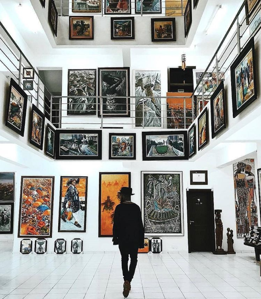 The best hotspots and addresses when in Lagos, Nigeria | Nike Art Gallery, Lagos Nigeria